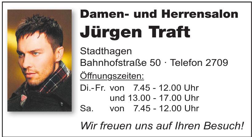 Damen- und Herrensalon Jürgen Traft