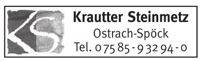 Krautter Steinmetz