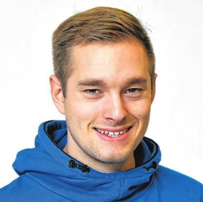 Sportbuzzer-Reporter Johannes Weber