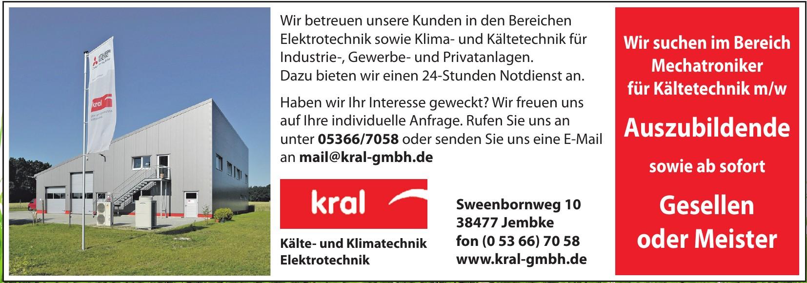 Kral Kälte- und Klimatechnik, Elektrotechnik