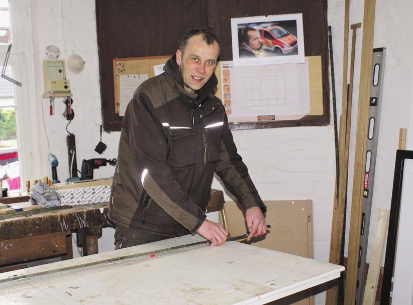 Jörg Munzel hat das Handwerk von der Pike auf gelernt. Foto: Stallmann