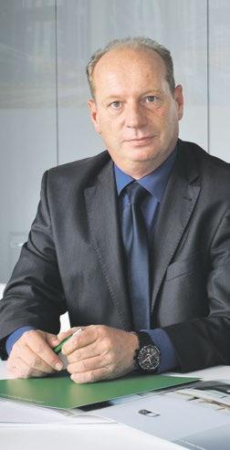 Gerd Kupferer, Leiter des Geschäftsbereichs Premium Private bei Securiton