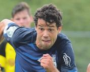 Bonner SC unterlag Borussia Dortmunds U23 im Bonner Sportpark Nord Image 11
