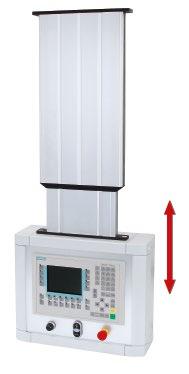Hubsäule für Überkopfanwendungen Image 1