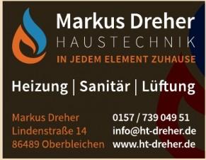 Markus Dreher Hustechnik
