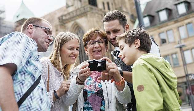Heilbronn ist einer von vier gbk-Premium Partnern, die 2018 viele attraktive Fotomotive liefern.FOTO: GBK – GÜTEGEMEINSCHAFT BUSKOMFORT E.V.
