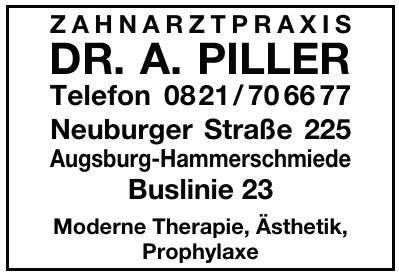 Zahnarztpraxis Dr. A. Piller