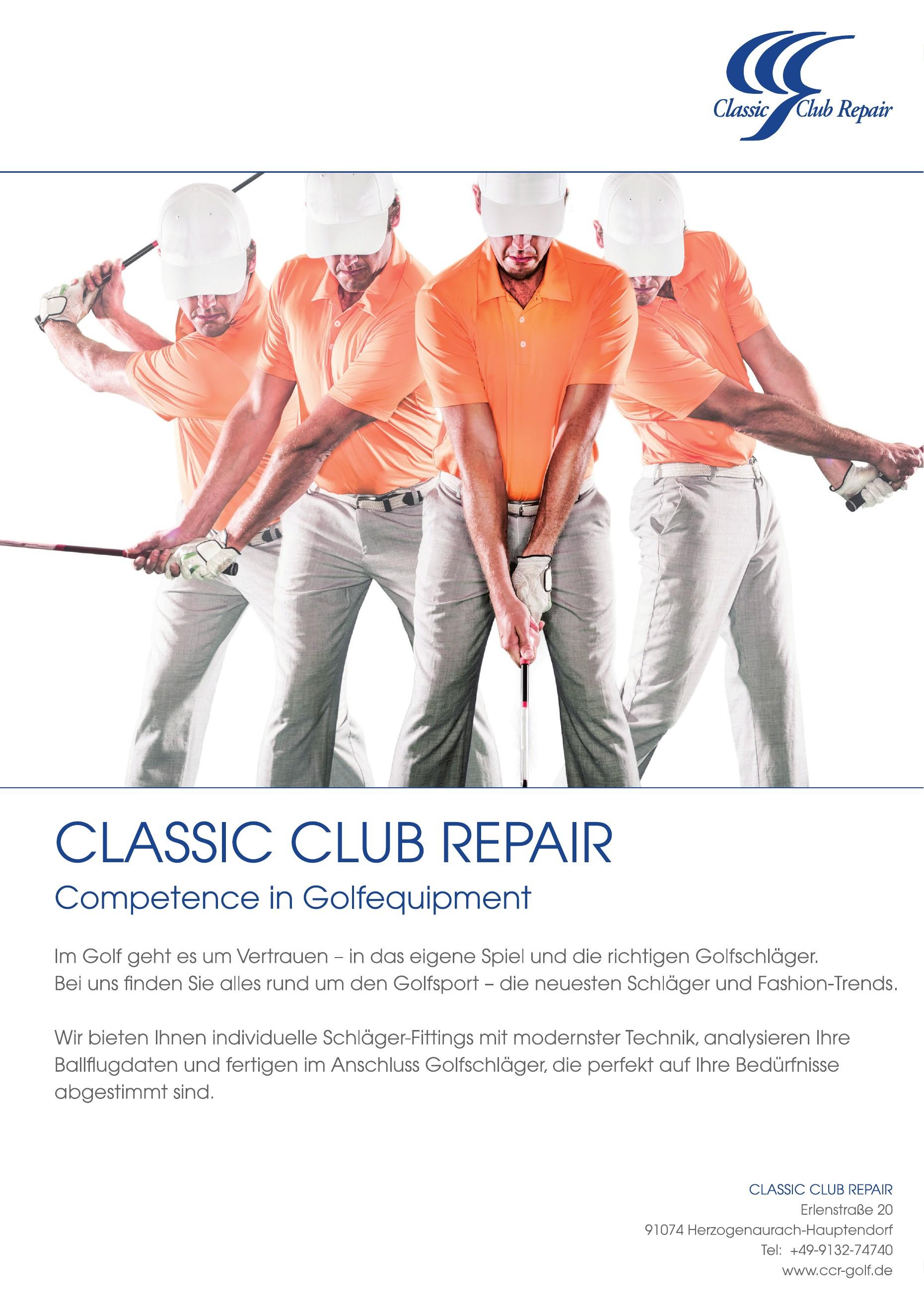 Classic Club Repair