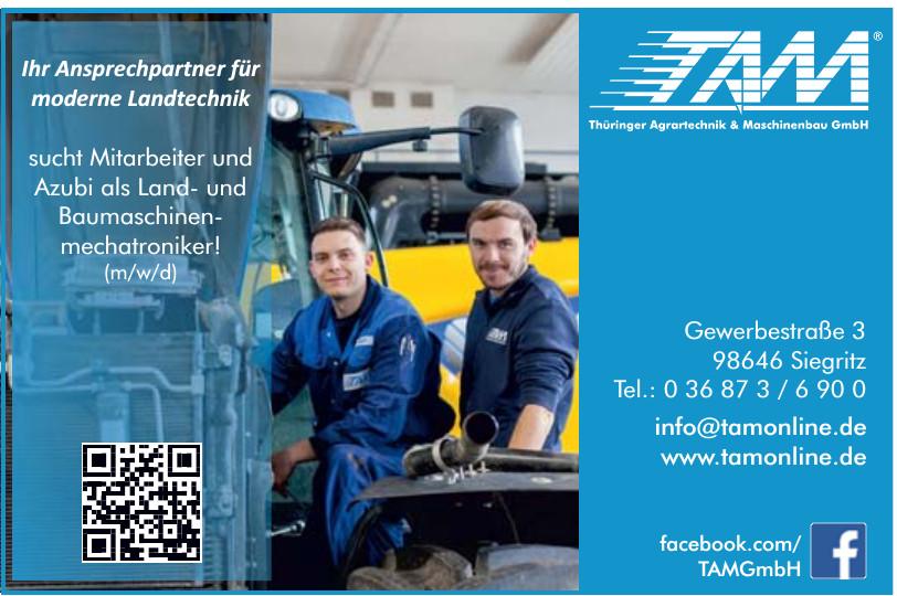 Thüringer Agrartechnik & Maschinenbau GmbH