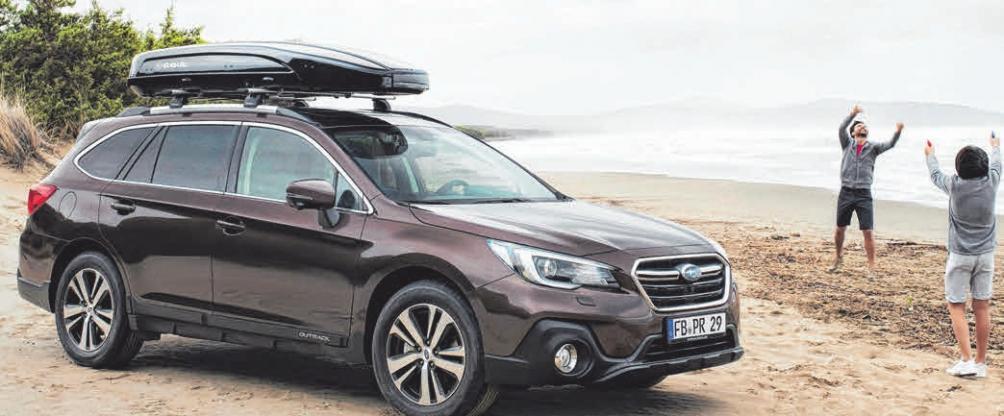 Der Subaru Outback – natürlich bei Spiegler Automobile.