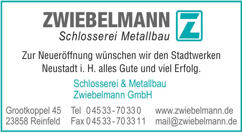 Schlosserei & Metallbau Zwiebelmann GmbH