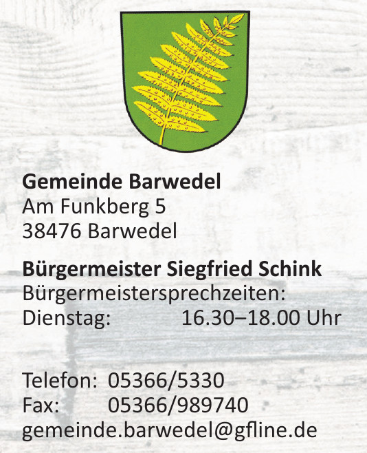 Gemeinde Barwedel