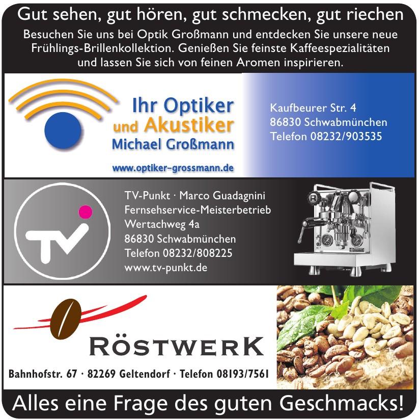 Optiker und Akustiker Michael Großmann