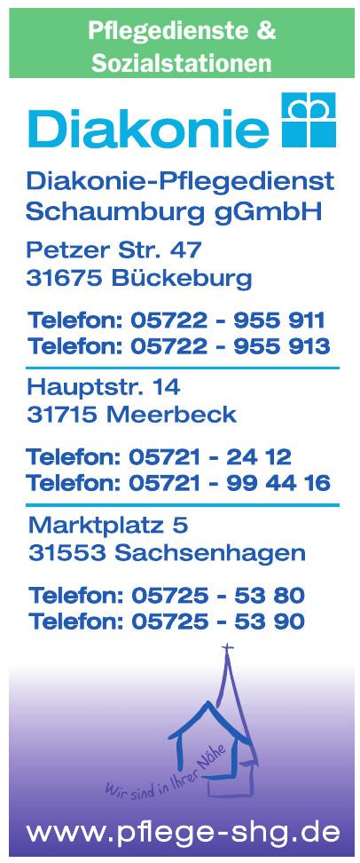 Diakonie-Pflegedienst Schaumburg