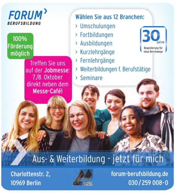 Forum Berufsbidlung