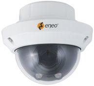 eneo IP-Kamera IPD-72A0003M0A im charakteristischen modularen Dome-Design der Callisto-Serie