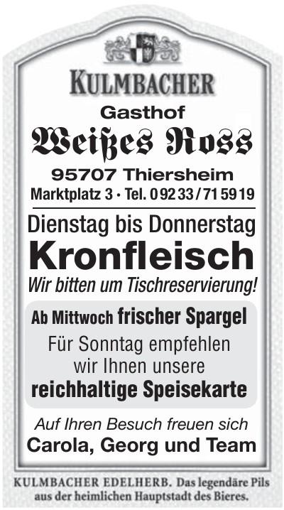 Gasthof Weißes Ross