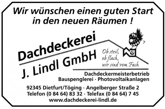 Dachdeckerei J. Lindl GmbH