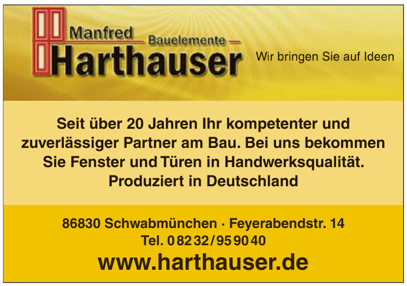 Manfred Harthauser