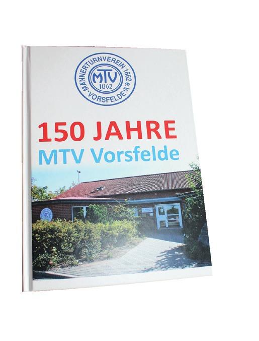 Dietrich Köther schrieb die Vereinschronik für den MTV.