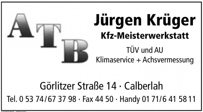 Jürgen Krüger Kfz-Meisterwerkstatt