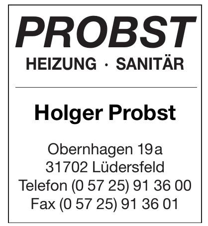 Holger Probst