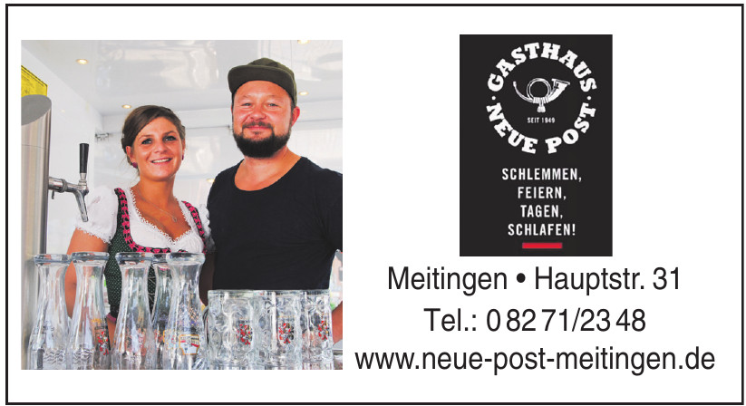 Gasthaus Neu Post