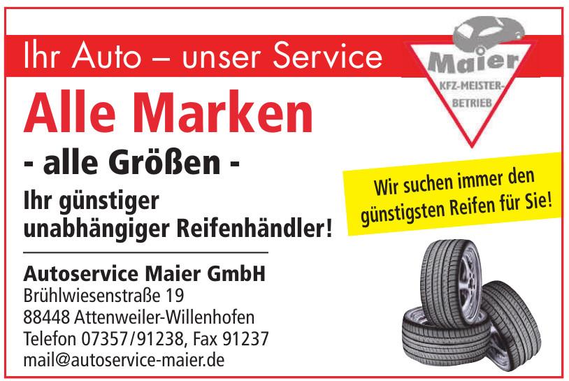 Autoservice Maier GmbH