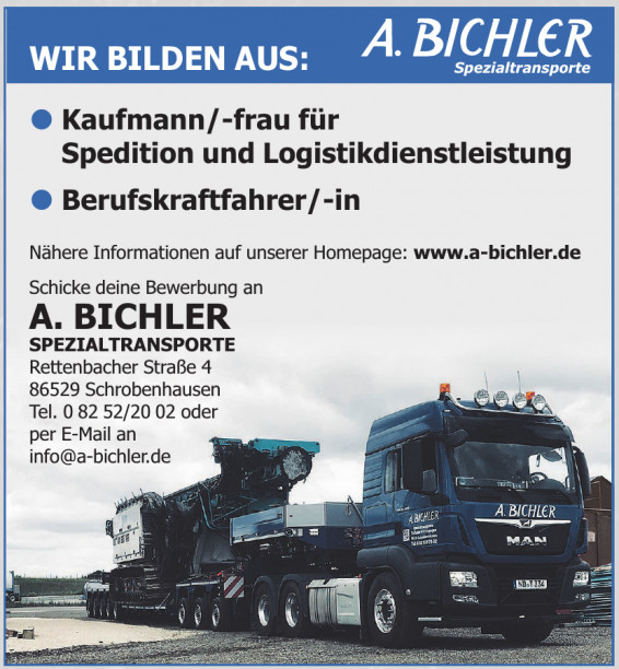 A.Bichler Spezialtransport GmbH