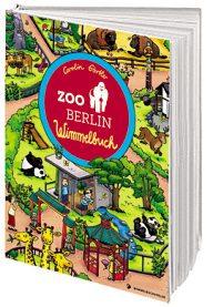 Zoo Berlin Wimmelbuch, Carolin Görtler, 14 Seiten, 12,99 Euro, Wimmelbuchverlag WIMMELBUCHVERLAG (2)