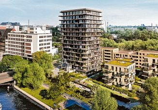 Neubau in Moabi. t    B & L REAL ESTATE