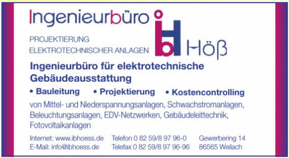 Ingenieurbüro Höß