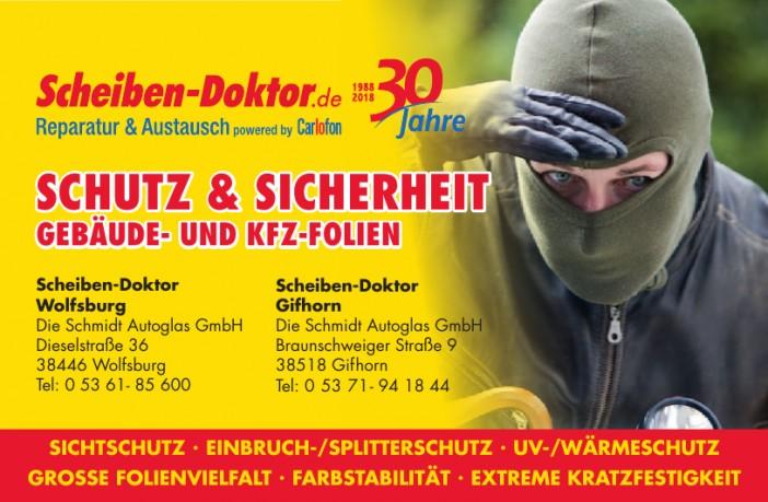 Scheiben-Doktor Wolfsburg - Die Schmidt Autoglas GmbH