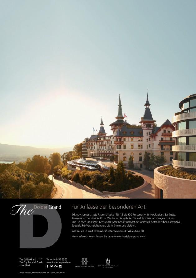Dolder Hotel AG