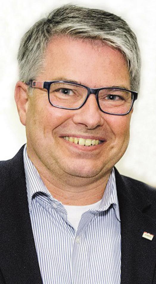 Andreas Otto ist der DRK-Ortsvereinsvorsitzender Gifhorn.