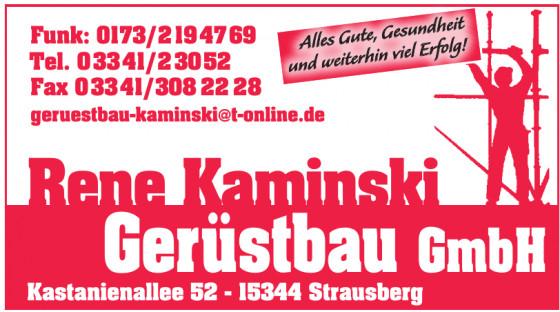 Rene Kaminski Gerüstbau GmbH