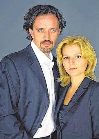 Das Klavier-Duo Oleksiy Kushnir und Olha Cipak wird Beethovens Neunte spielen.