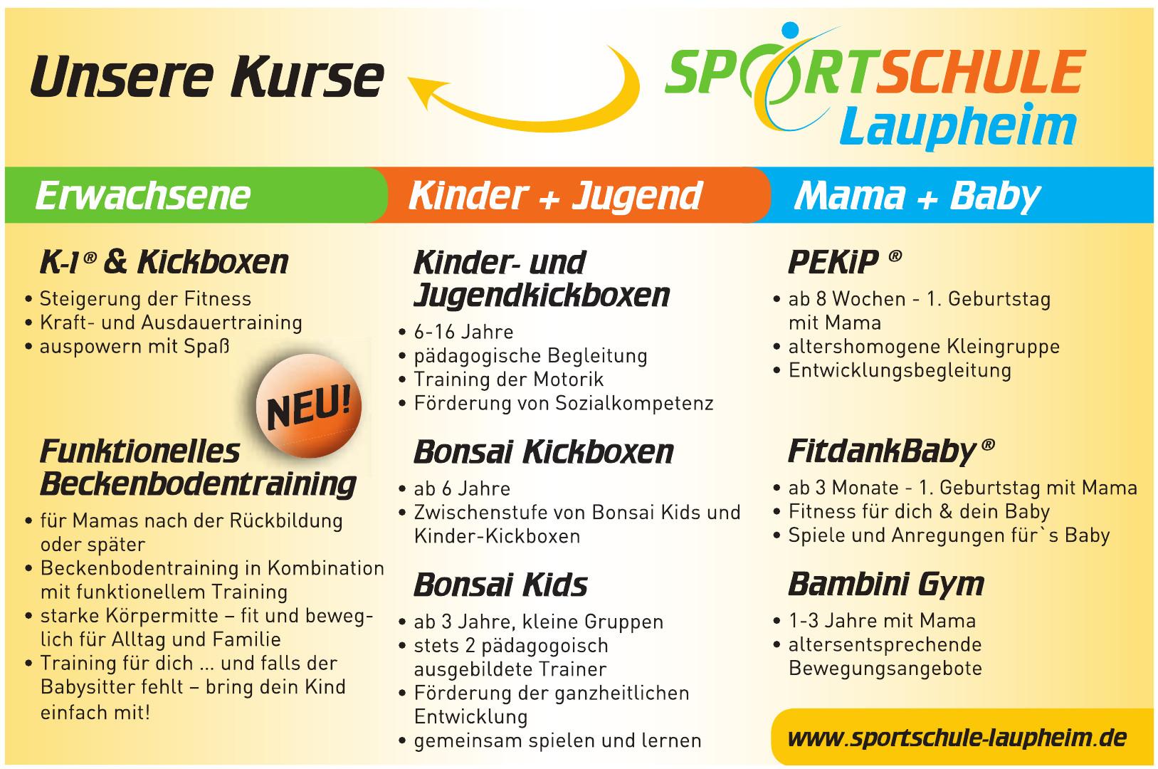 Sportschule Laupheim