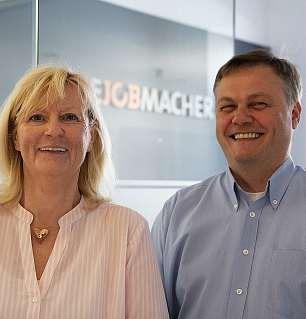 Heinke Aschenbroich und Michael Stockhaus sprechen die Sprache der Pflege FOTO: KIELERLEBEN/KIM HASE