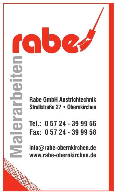 Rabe GmbH Anstrichtechnik