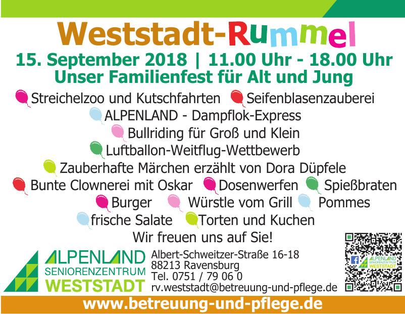 Seniorenzentrum Weststadt