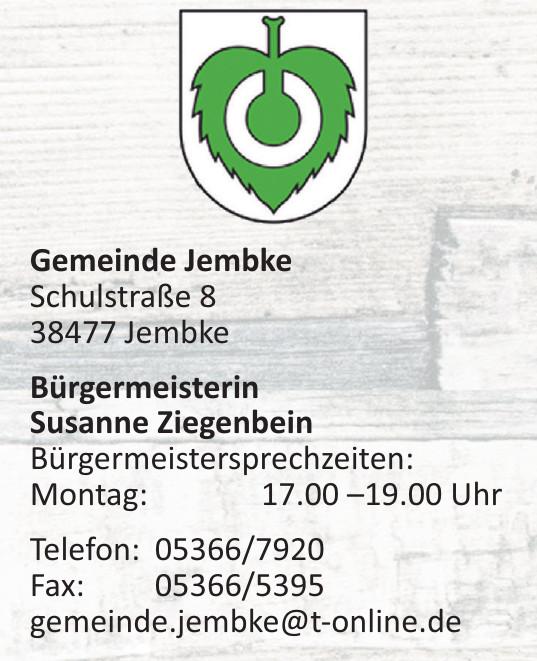 Gemeinde Jembke