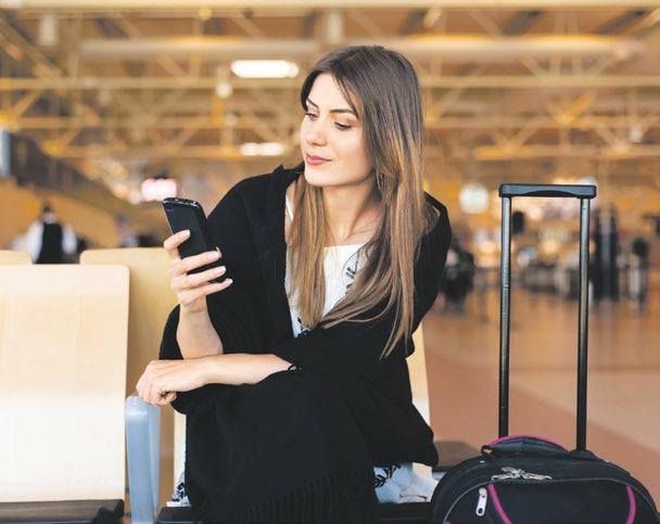 Mit einer Smart Home-Lösung kann der Nutzer von überall auf der Welt kontrollieren, ob bei ihm zuhause alles in Ordnung ist  Foto: Assa Abloy Sicherheitstechnik GmbH