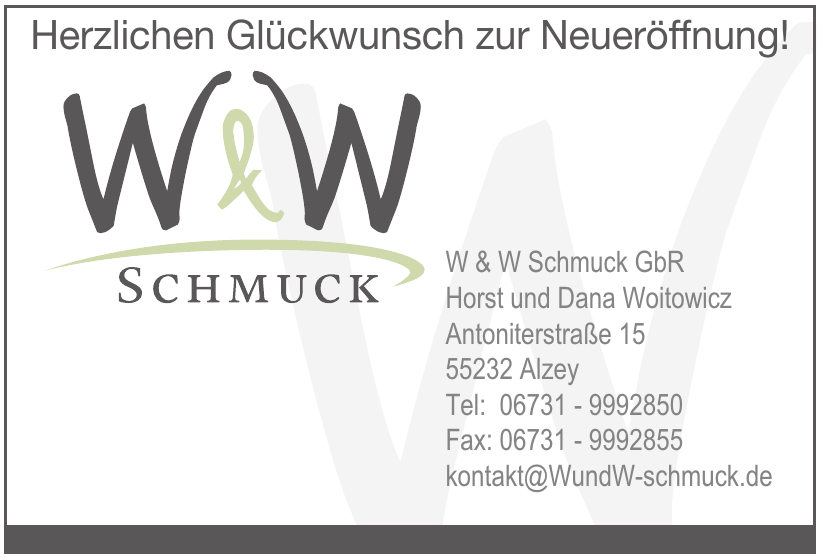 W&W Schmuck GbR