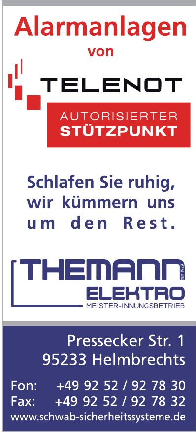 Schwab Sicherheitssysteme & Elektrotechnik