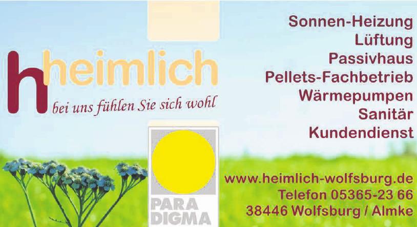 heimlich Wolfsburg