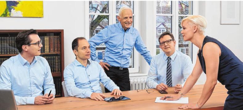 Kanzlei WWS Rechtsanwälte. Foto: F. Hochschorner