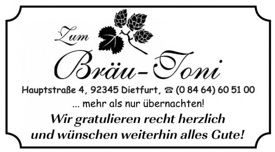 Zum Bräu Toni