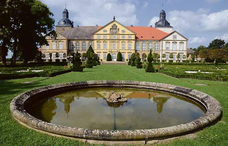 Burgen, Schlösser & Herrenhäuser im Landkreis Börde Image 2