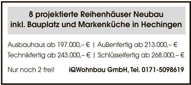 iQWohnbau GmbH